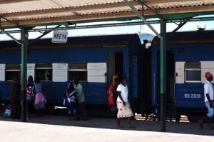tansania zug