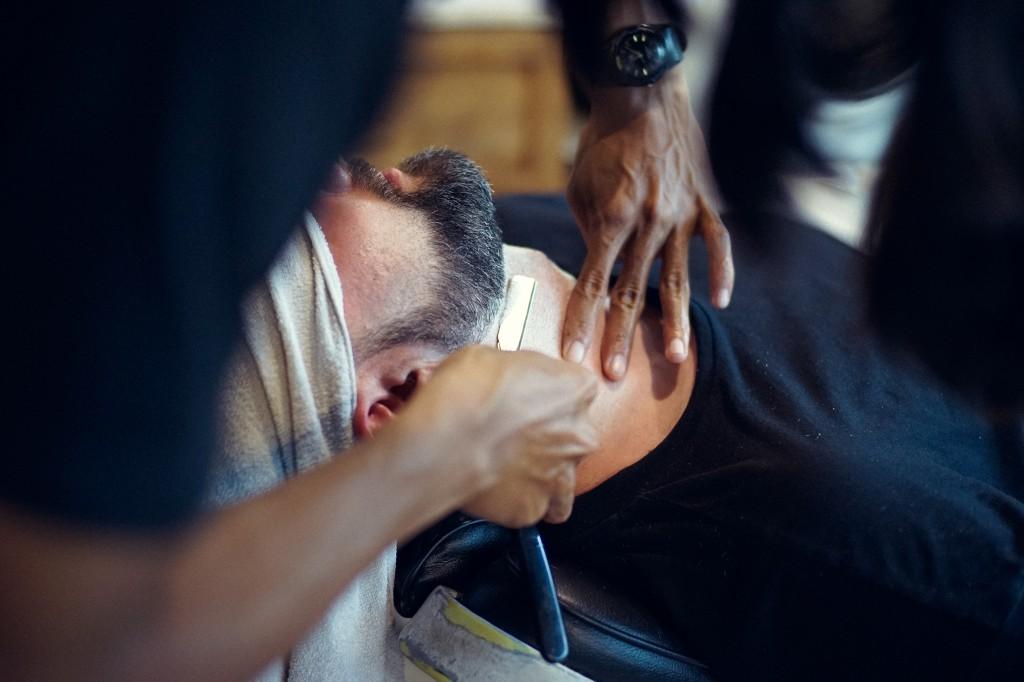 rasiermesser barber shop