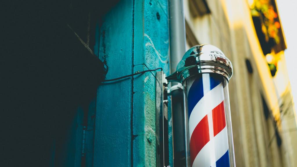 barber shop einrichtung