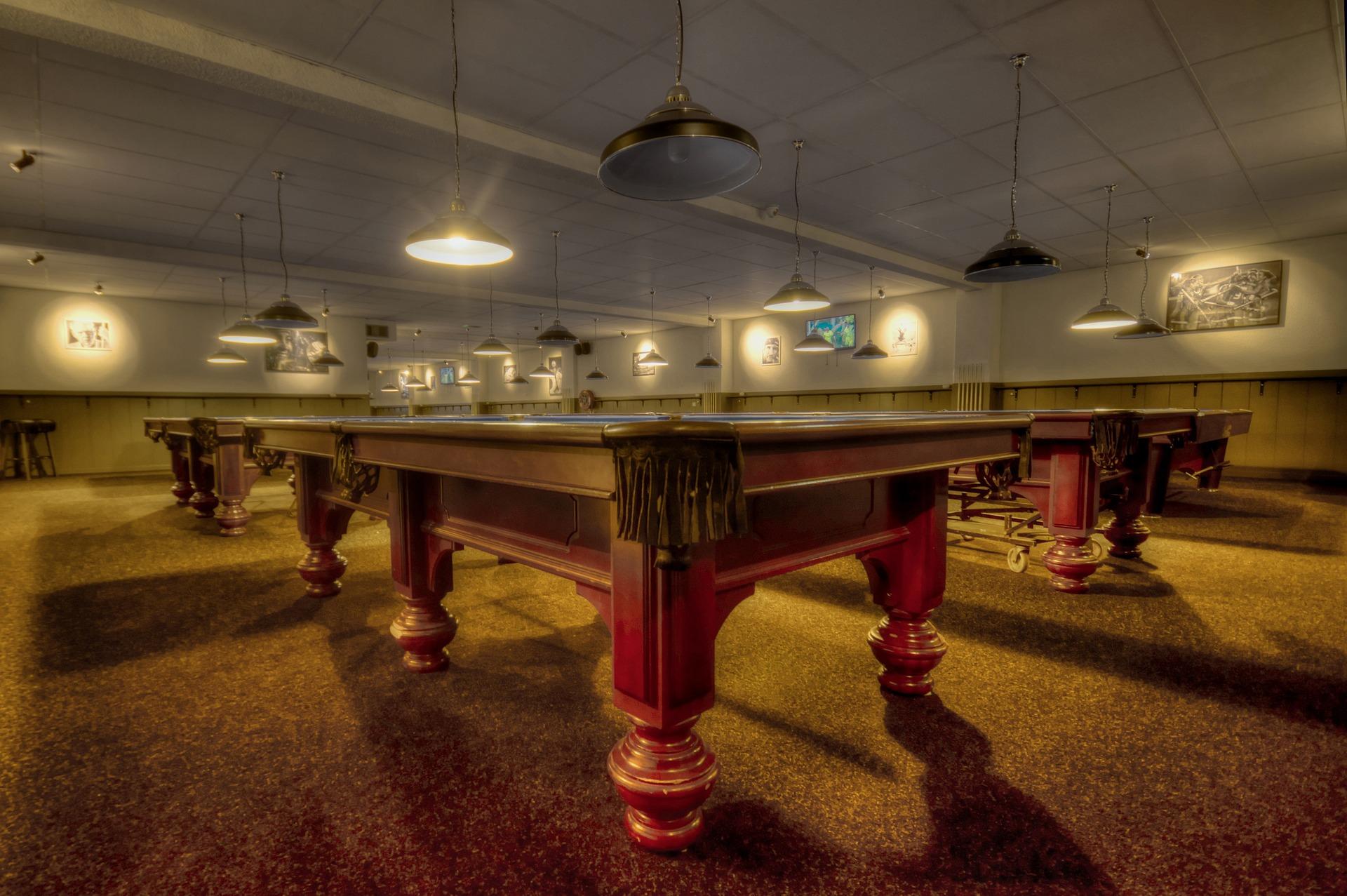 Snooker spielen - die Freizeitbeschäftigung der Gentlemen von heute?