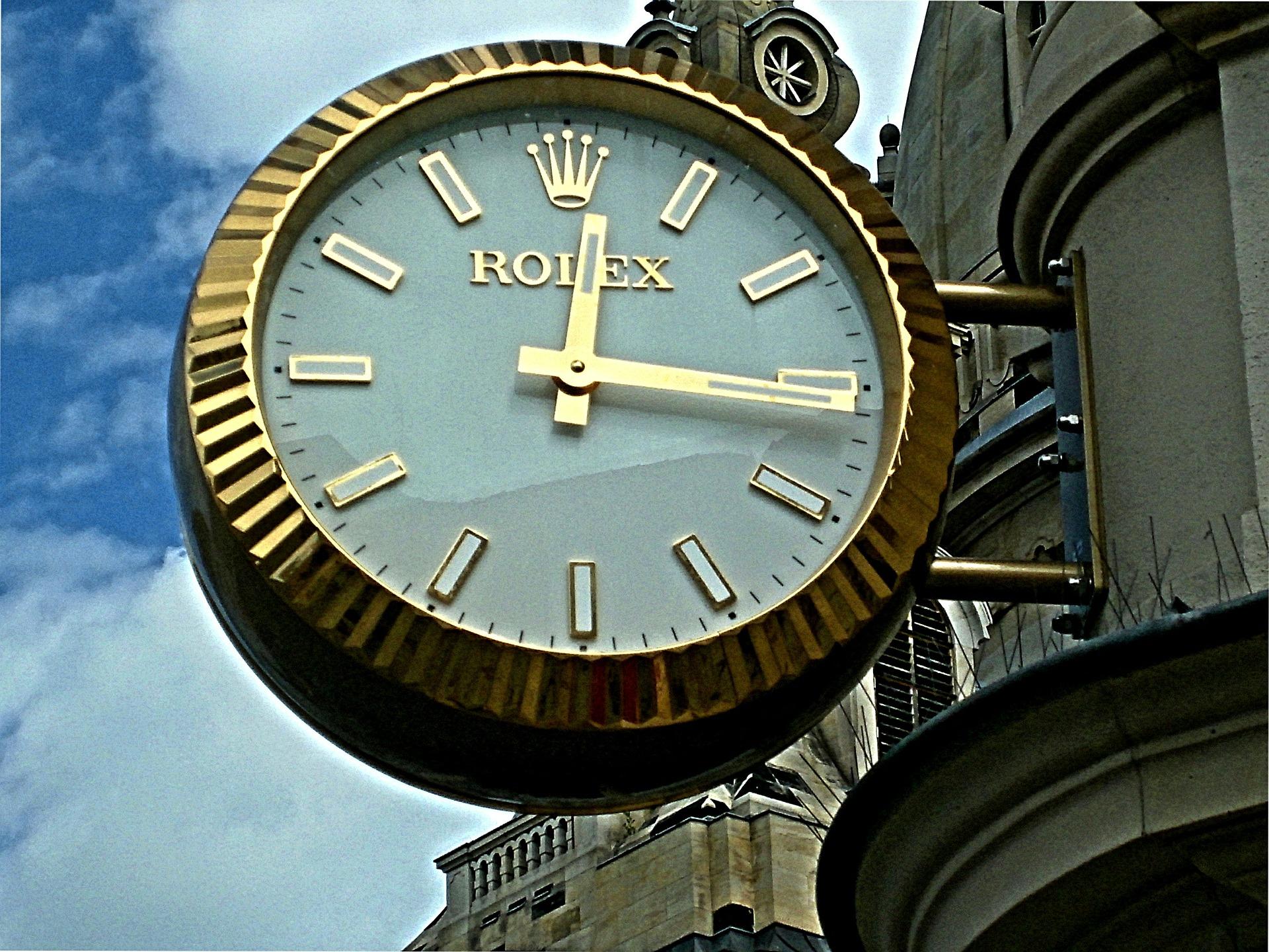 Wer eine Rolex Uhr besitzt ist vieles – ganz sicher aber stilvoll!
