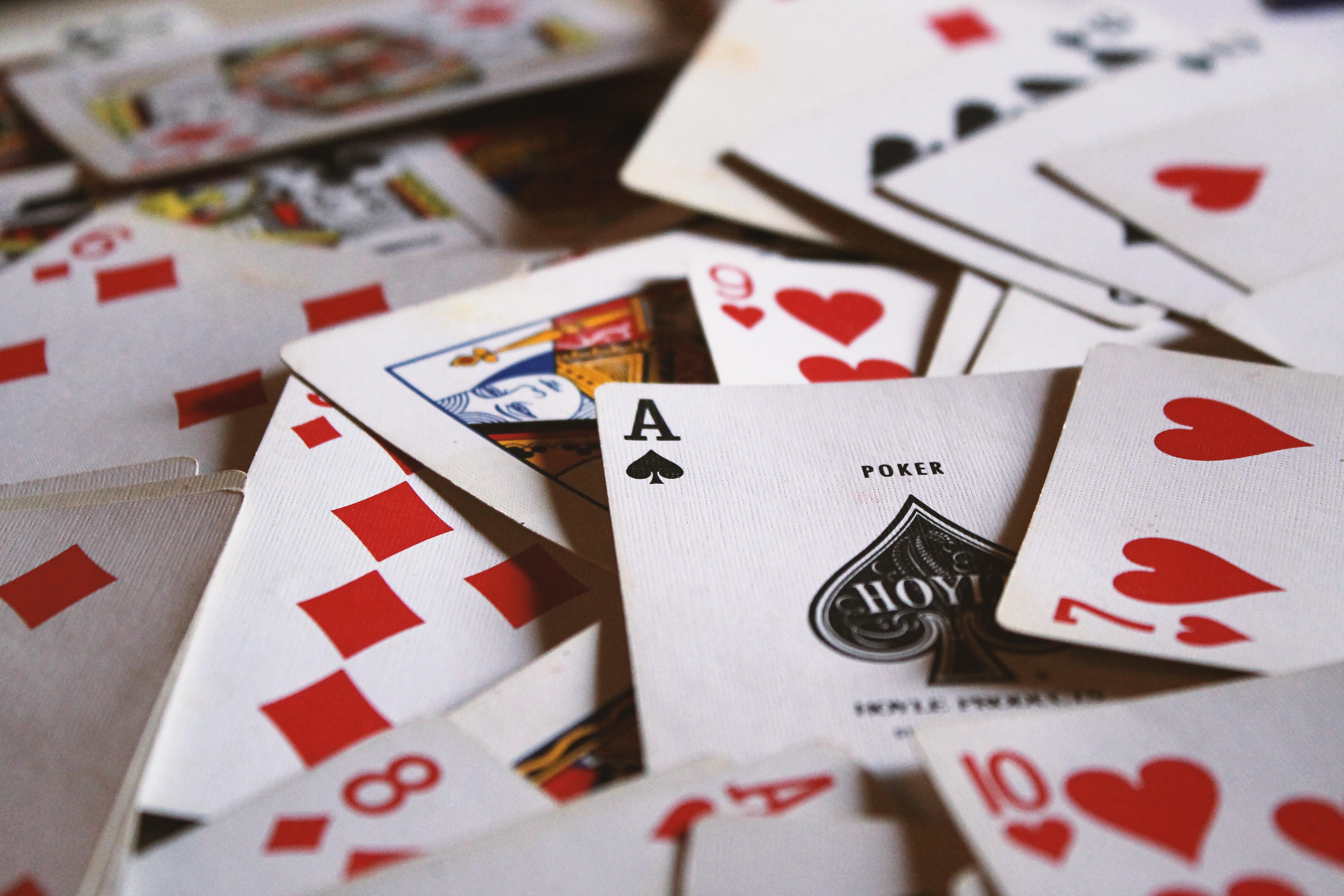 Poker Begriffe - das ABC der Pokerwelt