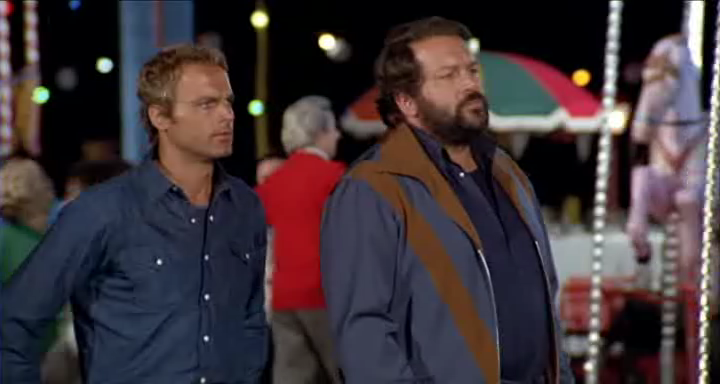 Terence Hill und Bud Spencer Game. Slaps and Beans