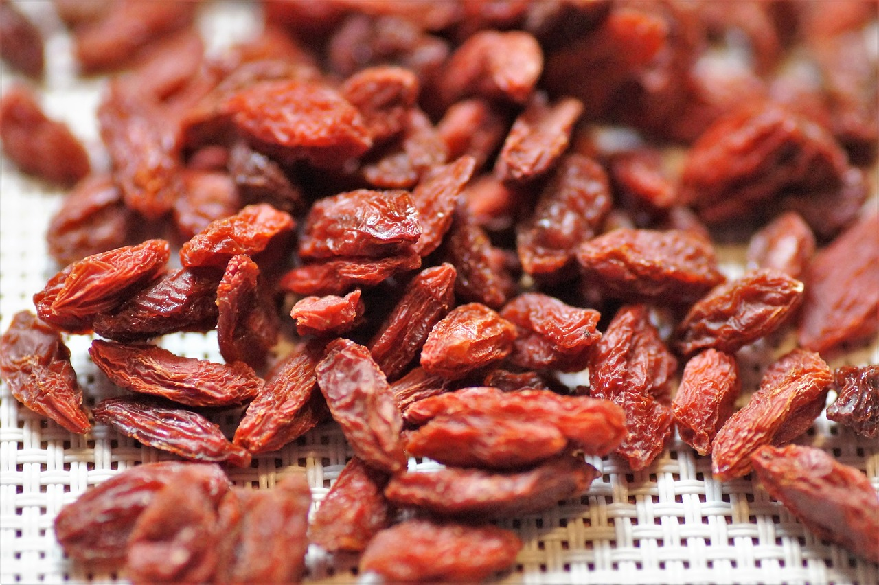 Goji Beeren Superfood