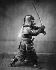 samurai geschichte