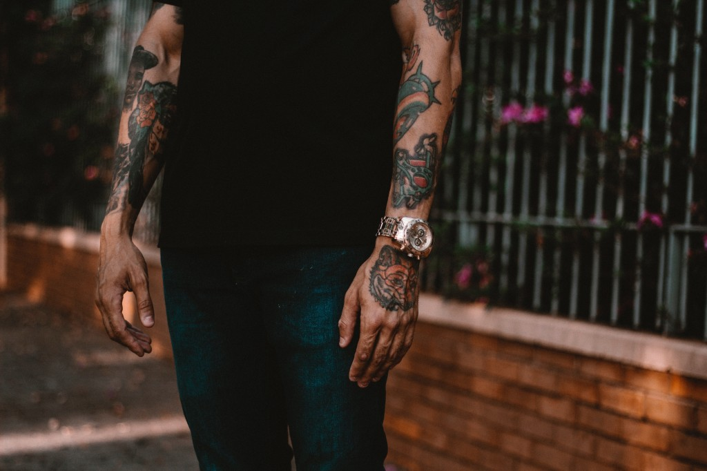 armbanduhr mann