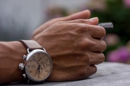 mechanische armbanduhren