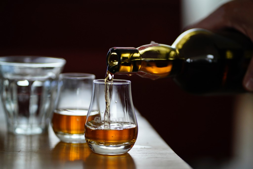 whisky sammeln